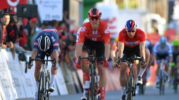 Bol looks ahead to Kuurne-Brussel-Kuurne after Algarve stage victory