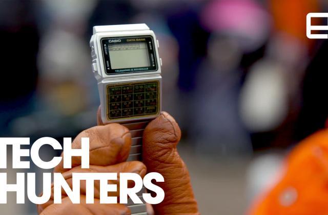Tech Hunters: Refreshing Casio's classic calculator watch