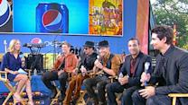 Backstreet Boys Reunion: Boy Band Back After Six Years