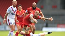 Wigan clash postponed after three Catalans players test positive for Covid-19