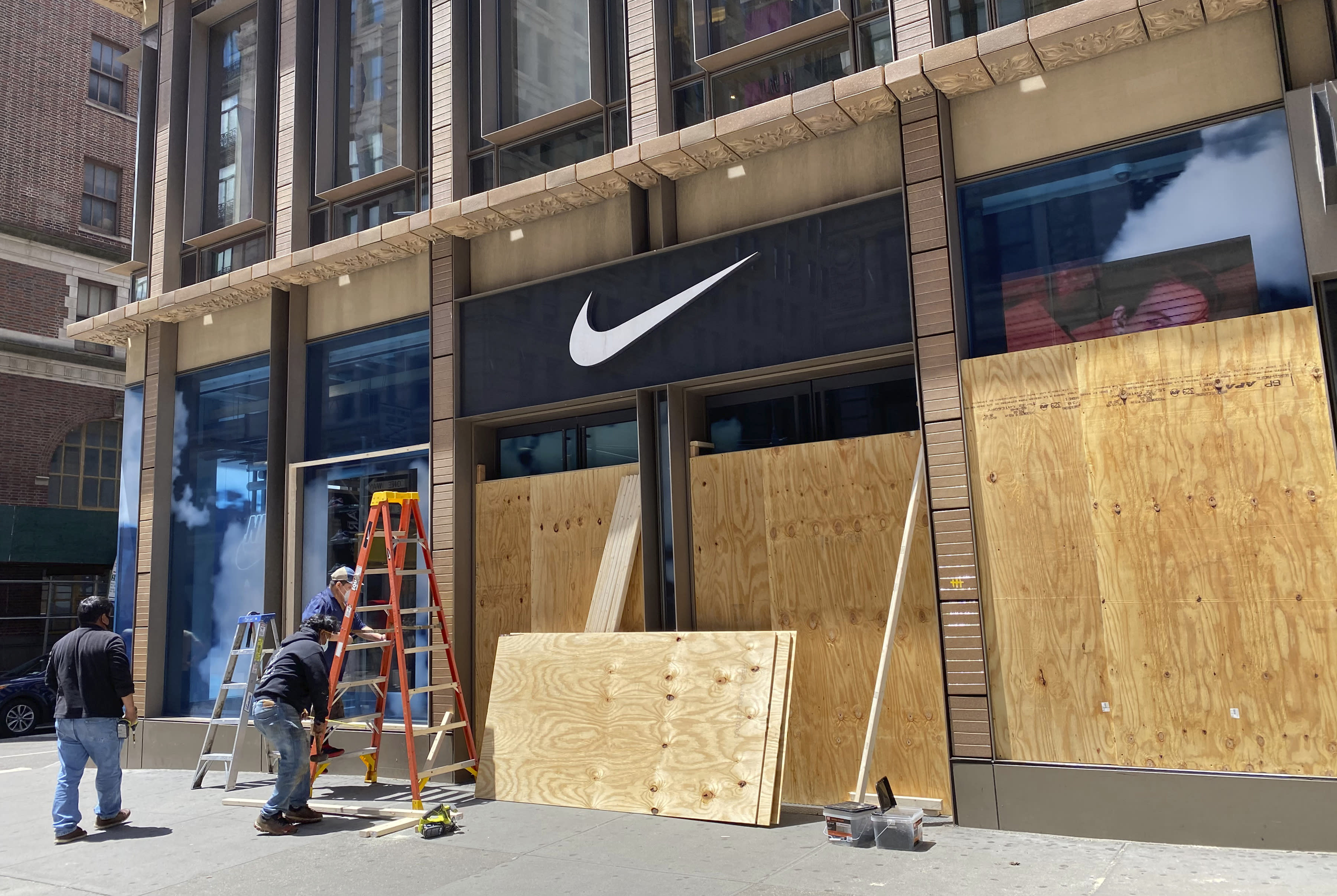 Nike's social media engagement soars after its response to the death of George Floyd