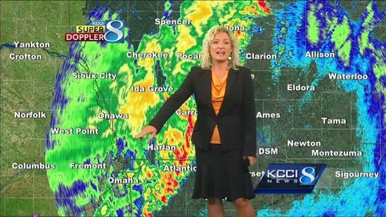 Video-Cast: Weekend storm forecast