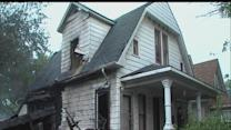 Crews investigate fire that destroys 1 home, damages 2 others on Denny Street