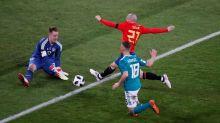 L'Allemagne et l'Espagne dos à dos dans le choc de la soirée