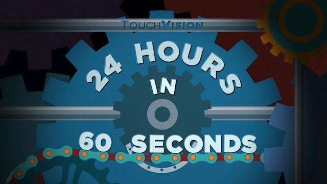 24 HRS IN 60 SECS