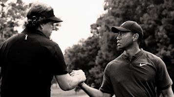 Inside 'The Match': How Tiger vs. Phil came to be