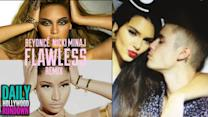 "Beyonce Addresses Elevator Fight in ""Flawless"" Remix & Justin Bieber Cuddles with Kendall Jenner! (DHR)"