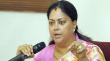 Jaipur: Raje government postpones its four years in power celebration rally to December 18