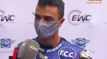 Moto - 24 H du Mans - 24 Heures du Mans : Mike Di Meglio (TSR Honda) : « Une course fantastique »