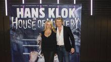 Blonde Power: Pamela Anderson als Stargast bei Magier Hans Klok in Hamburg