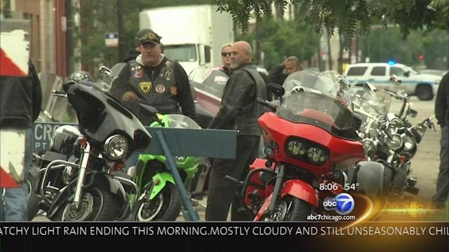 Ride to Remember benefits families of fallen police officers