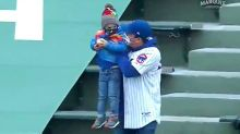 Cubs Fan Teaches His Son A Hallowed Wrigley Field Tradition And It's Hilarious
