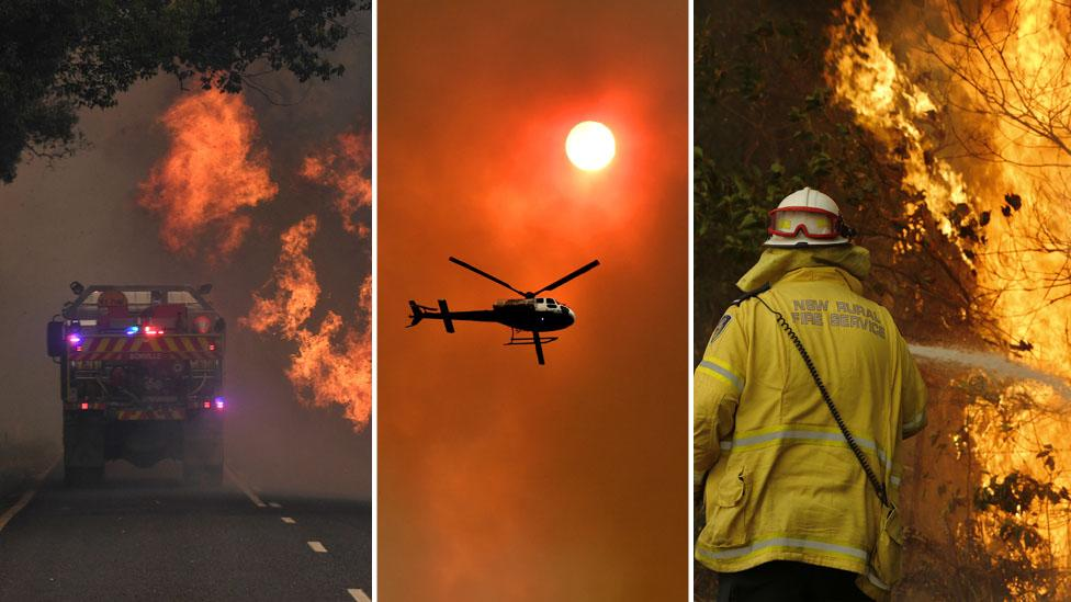 Fourth person found dead as fierce bushfires continue to burn - Yahoo News Australia