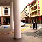 Bodies are being left on sidewalks in Ecuador city