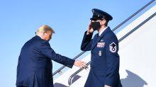 """Trump: """"Se eu perder, talvez tenha que deixar os EUA"""""""
