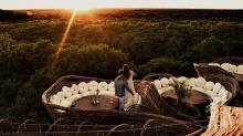 Enamórate de este hotel en la selva de la Riviera Maya