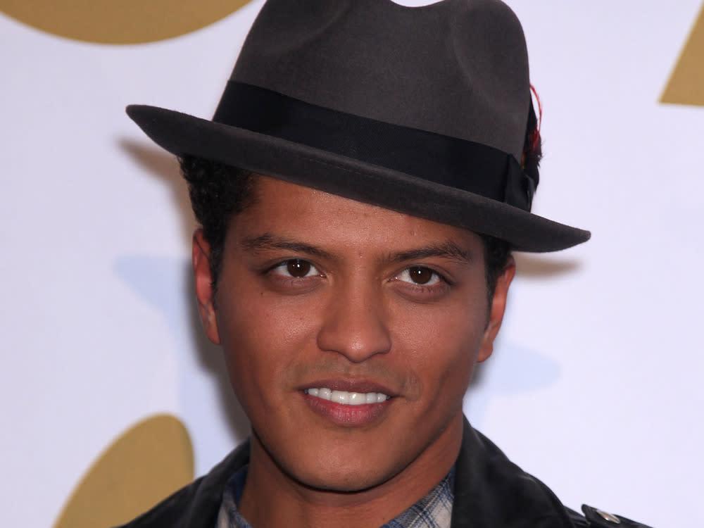 100.000 Dollar Beute: Verbrecher gab sich als Bruno Mars aus