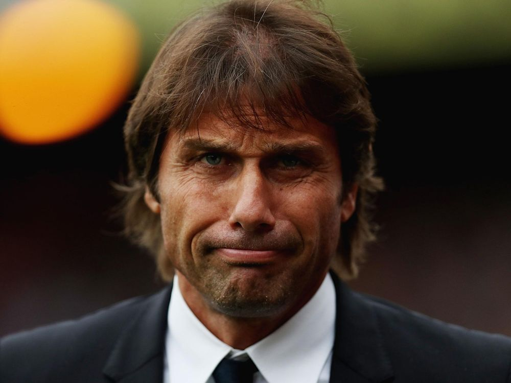 Antonio Conte admits it might not be Chelsea's year after third league defeat and second in a row