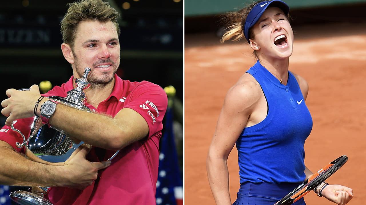 US Open tennis 2020: Stan Wawrinka, Elina Svitolina withdraw