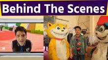 The Honey Bunny Show with Kapil Sharma: Behind The Scenes Masti VIRAL
