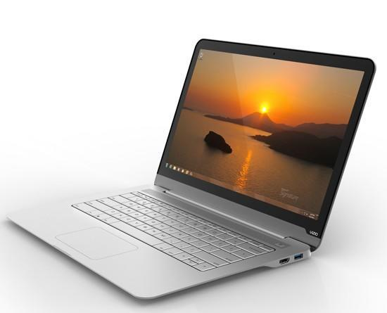 Vizio details its first laptops: two thin-and-lights and a mainstream 15-incher, on pre-order for $898 and up