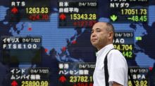 Asian Equities Mixed; China Q1 GDP Slightly Above Expectations