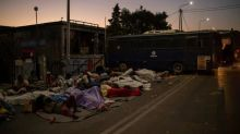 Incendie à Lesbos: 10 pays de l'UE, dont la France, vont prendre en charge 400 migrants mineurs