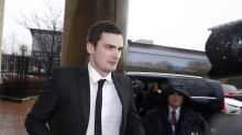 Katie Price denies helping convicted paedophile footballer Adam Johnson promote his public image