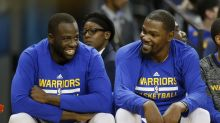 Draymond Green reveals what he told Kevin Durant in that pump-up GIF