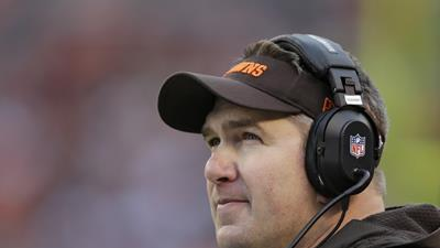 Browns Explain Firing of Coach Chudzinski