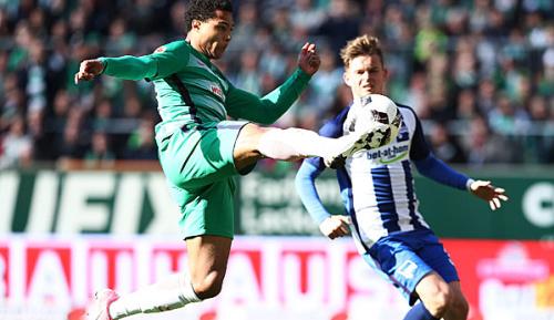 Bundesliga: Gnabry: Baumann reagiert gelassen auf Leipzig-Interesse