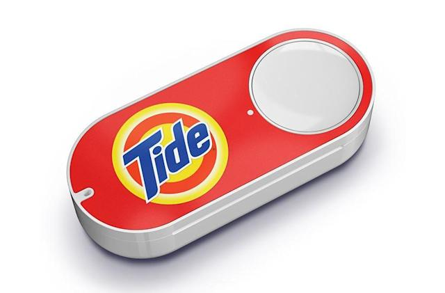 Amazon's Dash Buttons bring one-push ordering to all Prime members