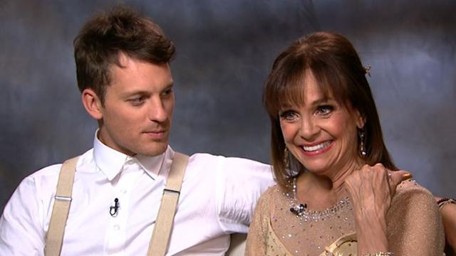 Valerie Harper's Emotional Goodbye on 'Dancing With the Stars'