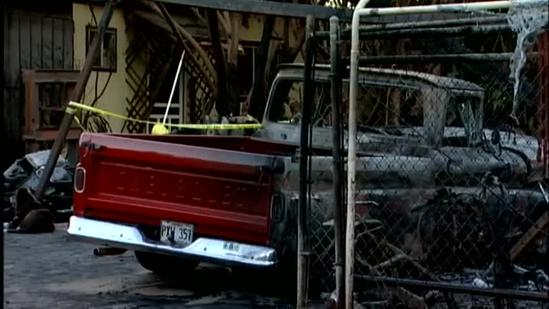 Waianae fire leaves man in serious condition