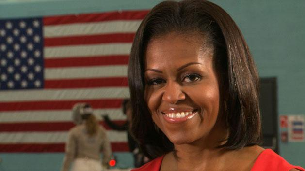 Exclusive: First lady Michelle Obama on how she travels and stays in shape