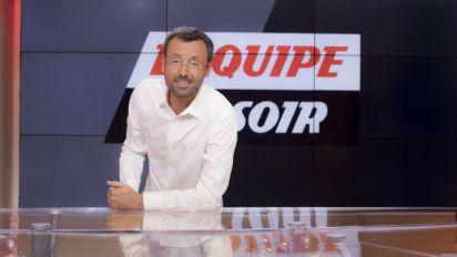 Émission - Replay : L'Équipe du Soir du 27 janvier 1re partie