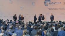 La OMC se reúne en Argentina bajo el fuego de EEUU