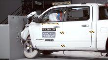 2019 Ram 1500 aces IIHS crash tests