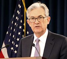 Dow Jones Dives 500 Points On Fed Chief Powell Comments; Cisco Earnings Due Late
