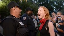 7 Arrested At Protests Over UNC's Toppled Confederate Statue