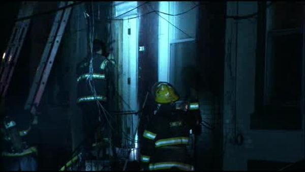 Fire damages several homes in Tioga-Nicetown