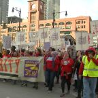 Chicago Teachers Strike: Chicago Teachers Union, CPS continue negotiations as strike enters 5th day, classes canceled Monday