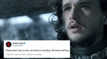 Jon Snow from 'Game of Thrones' is Trending and We Know Nothing but Maybe Netflix Does
