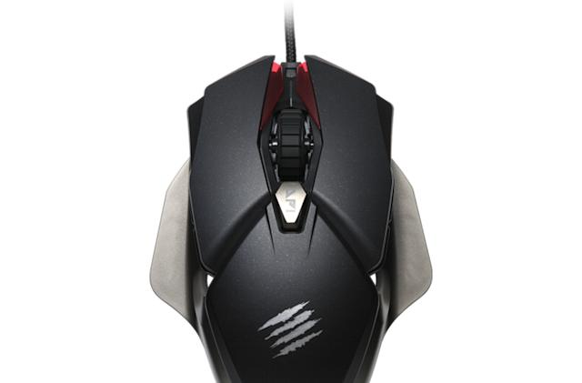 Mad Catz's new mice have mechanical switches with a 2ms response time