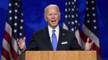Biden calls for justice, end to violence after speaking with Jacob Blake's family