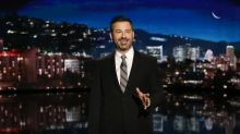 Jimmy Kimmel called out for comments about Louis C.K.'s controversial comeback