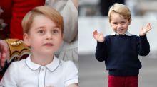 喬治小王子生日了!回顧Prince George的可愛時刻