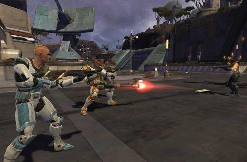GDC10: Hands-on with Star Wars: The Old Republic