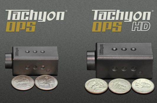 Tachyon launches OPS and OPS HD helmet cameras, not as durable but way more tiny