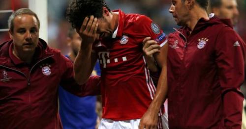 Foot - C1 - Bayern - Bayern Munich : Mats Hummels incertain pour le quart de finale aller de la Ligue des champions contre le Real Madrid